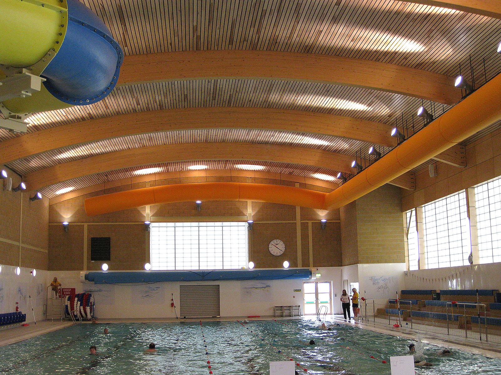 Fraserburgh Swimming Pool | Design, Supply and Erection of ... | 1600 x 1200 jpeg 3194kB
